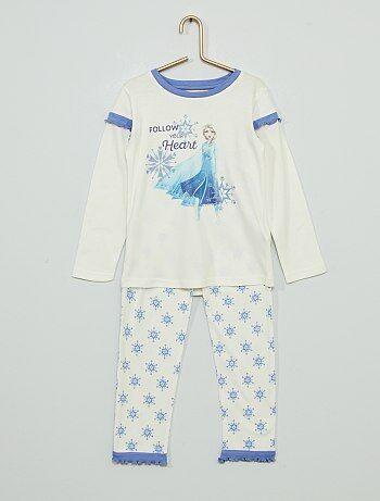Pyjama imprimé 'Reine de Neiges'