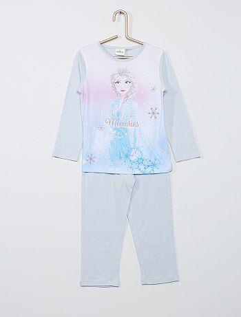 Pyjama imprimé 'Reine des Neiges'