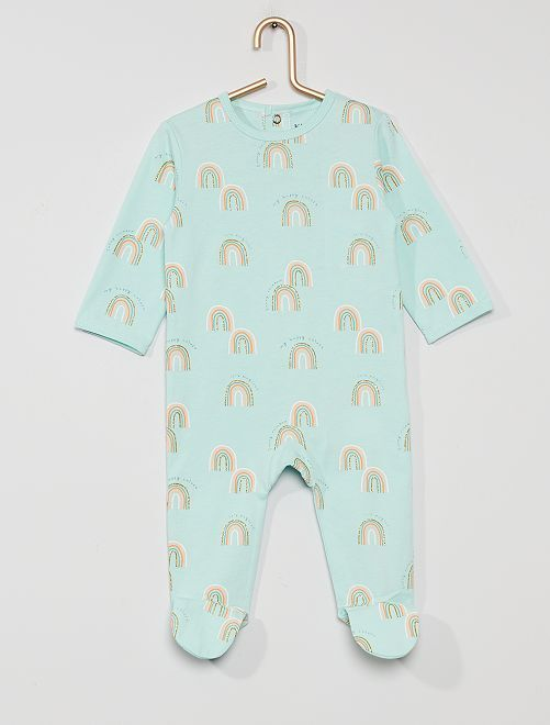 Pyjama jersey                                                                                                                                                                                                                                                                 arc en ciel