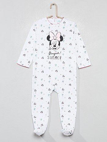 be9c6a7cace07 Pyjama jersey  Minnie  - Kiabi