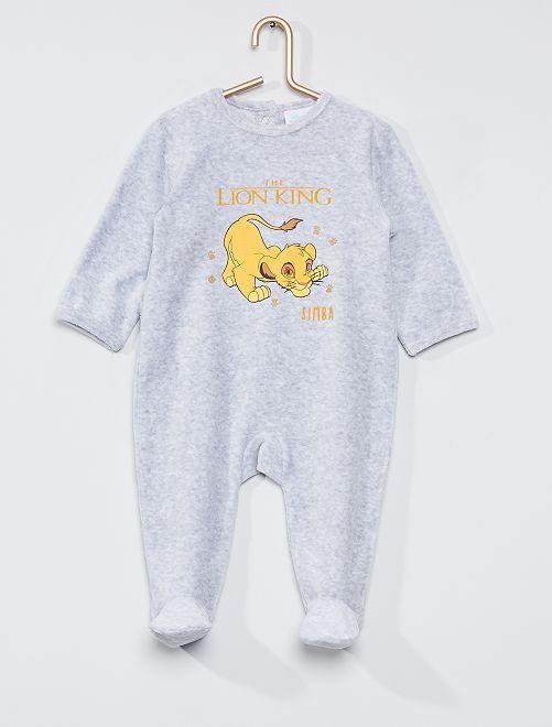Pyjama 'Le Roi Lion' de 'Disney'                                                                                                     le roi lion