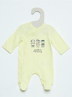 Garçon 0-36 mois Pyjama léger en coton