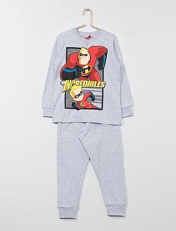 Pyjama 'Les Indestructibles' - Kiabi