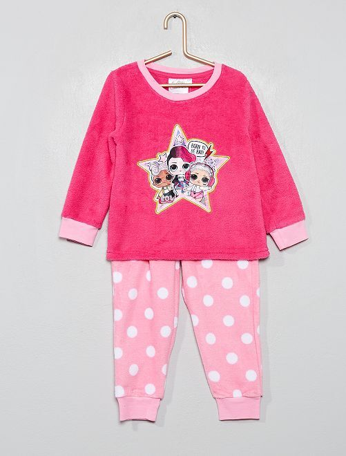 Pyjama 'L.O.L. Surprise !'                                         fuchsia