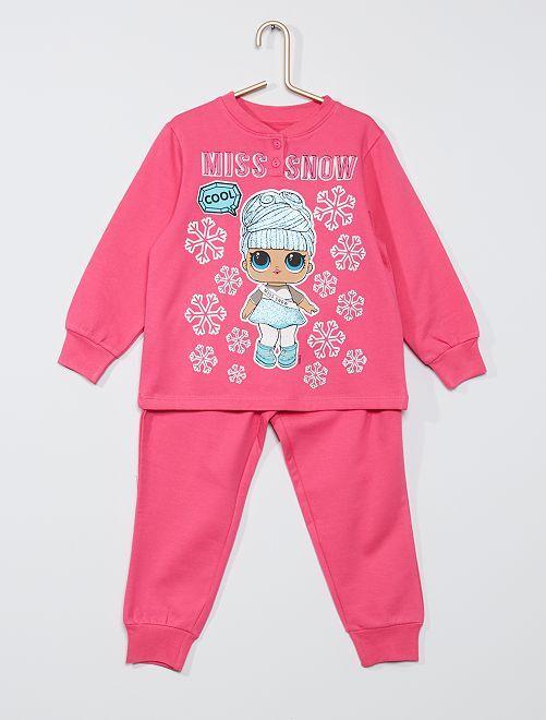Pyjama 'L.O.L Surprise !'                                         fuchsia