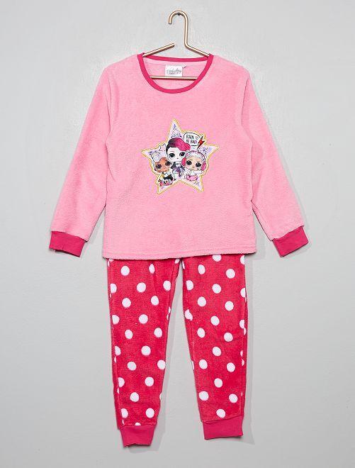 Pyjama 'L.O.L. Surprise !'                                         rose