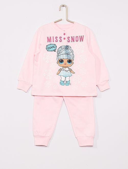 Pyjama 'L.O.L Surprise !'                                         rose