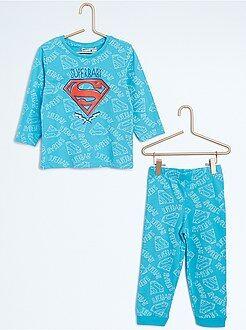Garçon 0-36 mois Pyjama long 2 pièces 'Superbaby'