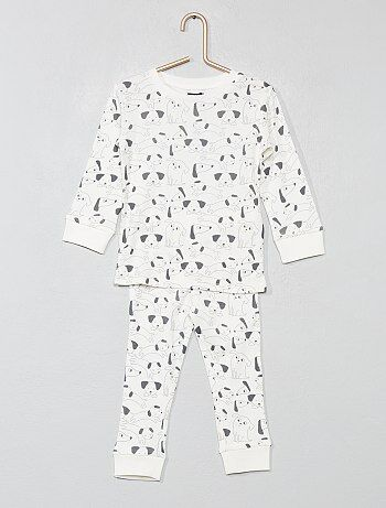 Garçon 0-36 mois - Pyjama long  chien  - Kiabi 57f5985fc81