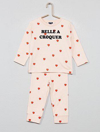 efd1ea5b2db0f Vêtements de nuit pour bébé - pyjama
