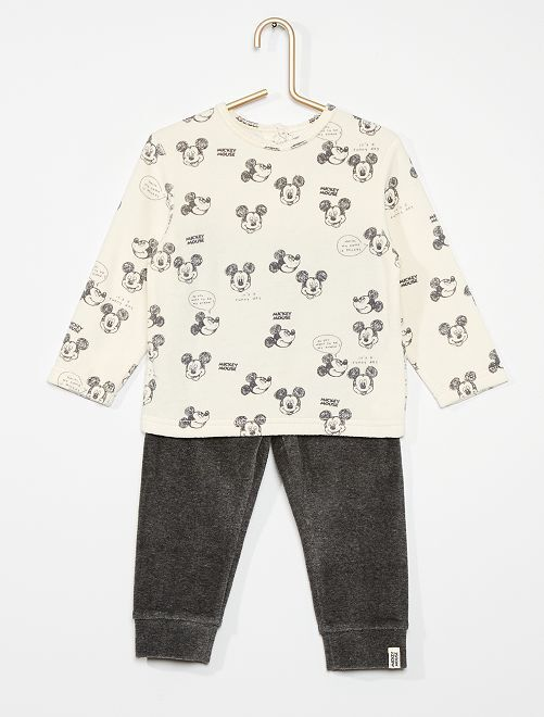 Pyjama long 'Disney'                                                                 beige