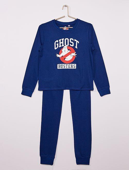 Pyjama long 'Ghostbusters'                             bleu