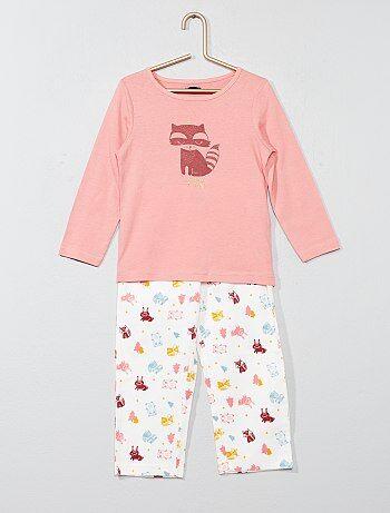 Pyjama Fille Peignoir Vetements Fille Kiabi