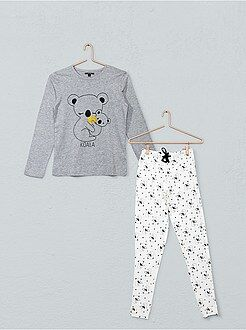 Pyjama, peignoir - Pyjama long 'koala'