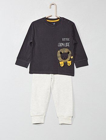 Pyjama long 'lion'