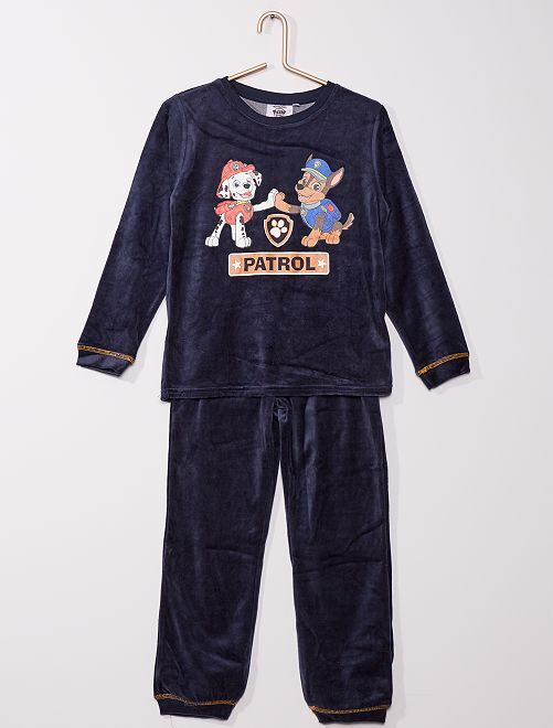Pyjama long 'Pat'Patrouille'                             bleu marine