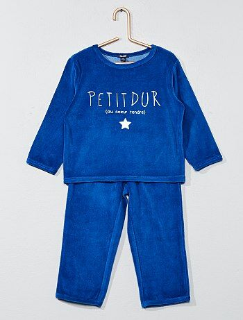 172ce0b51b359 Pyjama long  Petit dur  - Kiabi
