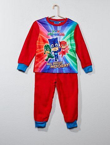 Pyjama long 'Pyjamasque' - Kiabi