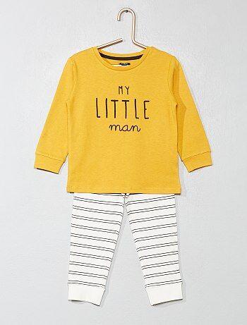 Pyjama bébé 0-18 mois - pyjama Bébé garçon  2e712c2b876