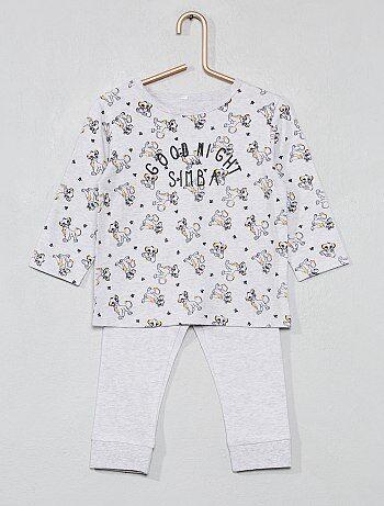 Pyjama long `Simba` de `Disney`