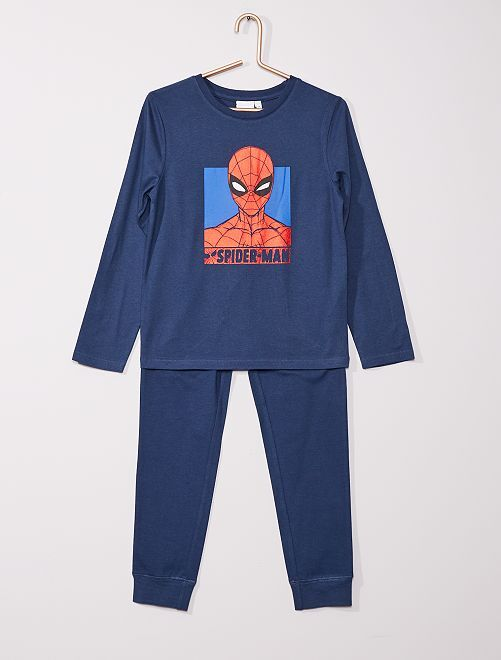 Pyjama long 'Spider-man'                             bleu