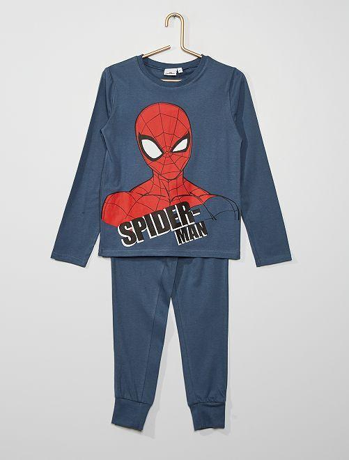 Pyjama long 'Spider-Man'                             bleu