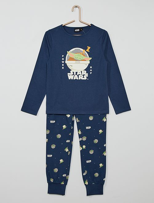 Pyjama long 'Star Wars'                                         bleu