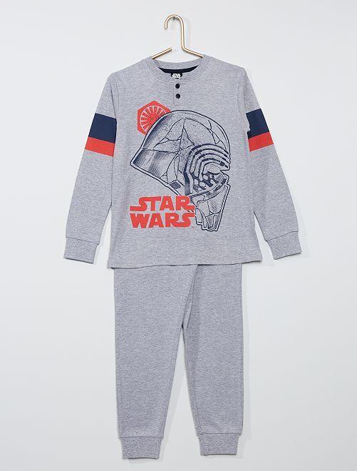 Pyjama long 'Star Wars'                                         gris chiné