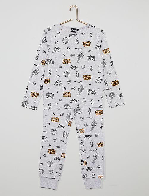 Pyjama long 'Star Wars'                                         gris