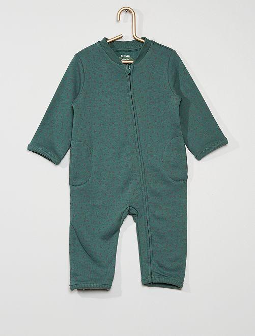 Pyjama long                                         vert