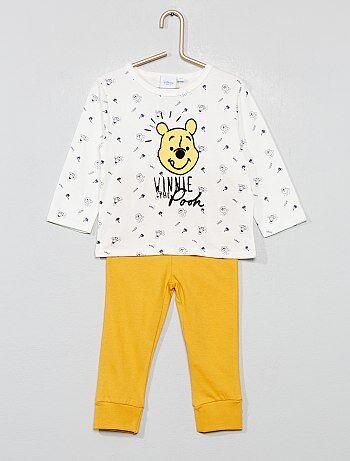 92cc7ad5dddc6 Garçon 0-36 mois - Pyjama long  Winnie  - Kiabi
