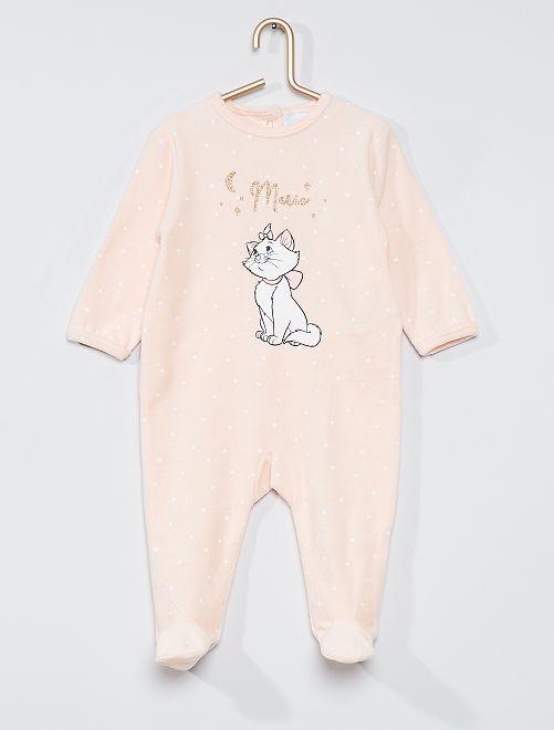 Pyjama 'Marie' de 'Disney'                                                                                                     rose/marie