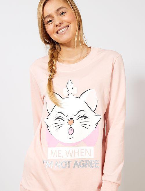 Pyjama 'Bambi'                                 rose