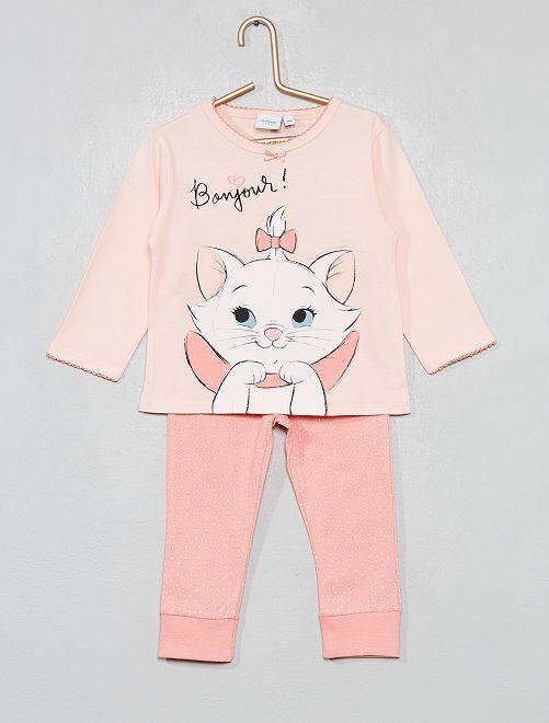 Pyjama 'Marie'                                                     rose/marie Bébé fille