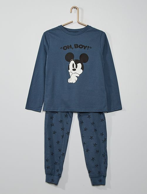 Pyjama 'Mickey'                             bleu