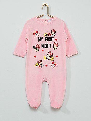 Pyjama 'Minnie Mouse' de 'Disney'