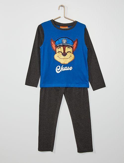 Pyjama 'Pat'Patrouille'                             gris chiné