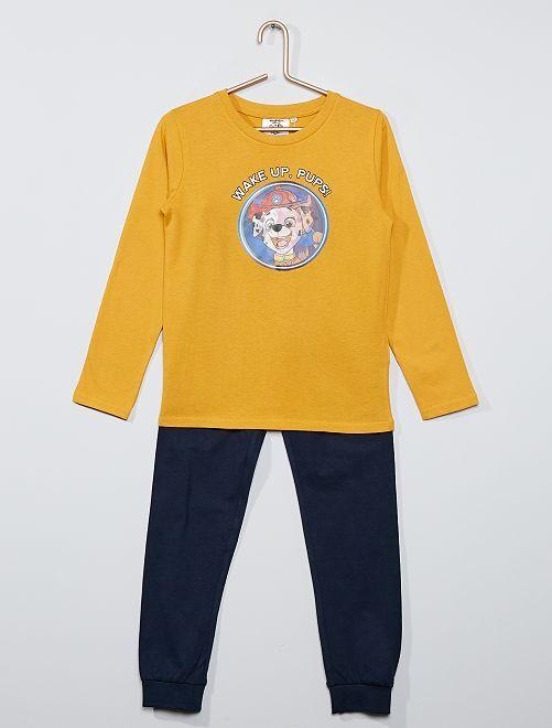 Pyjama 'Pat'Patrouille'                             jaune/bleu