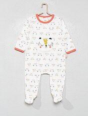 Pyjama petit beguin | Kiabi | La mode à petits prix