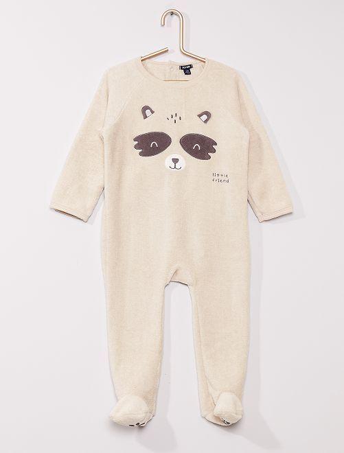 Pyjama polaire                                         raton