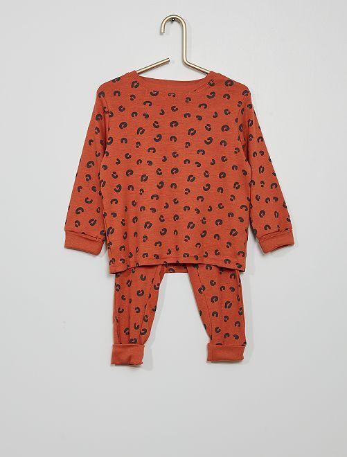 Pyjama                                         rouge