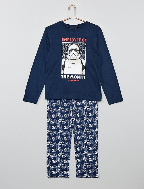 Pyjama 'Star Wars'                                         bleu