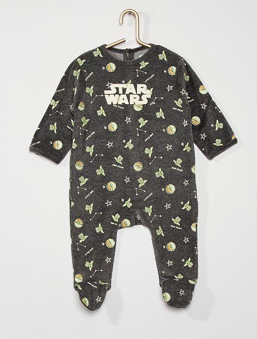 Pyjama 'Star Wars'                                         gris foncé