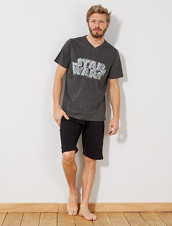 au Kiabi Pyjama XXL du Homme S 'Star Wars' wOq7WTE
