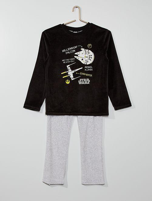 Pyjama 'Star Wars'                             noir/gris