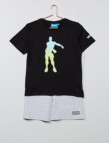 42b154cd962d1 Soldes pyjama garçon - peignoir enfant garçon Vêtements garçon | Kiabi