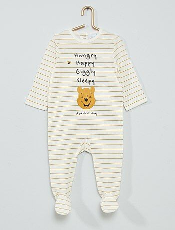 Pyjama 'Winnie l'Ourson'