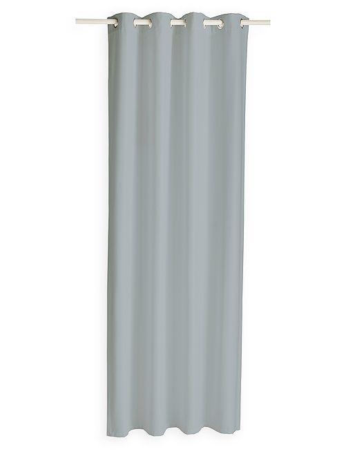 Rideau isolant thermique                                                                             gris clair