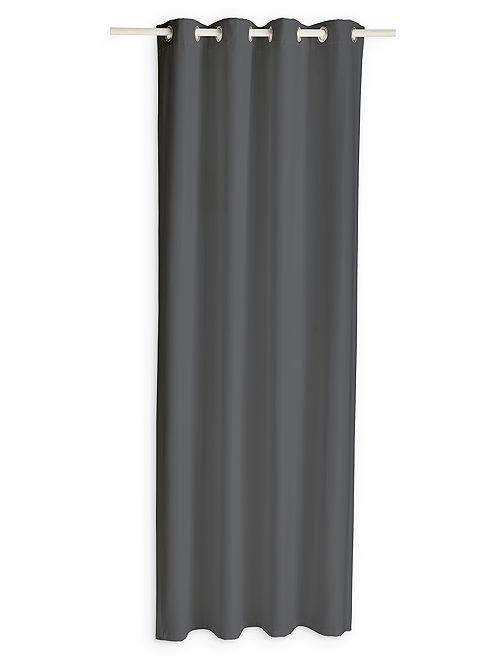 Rideau isolant thermique                                                                                         gris foncé