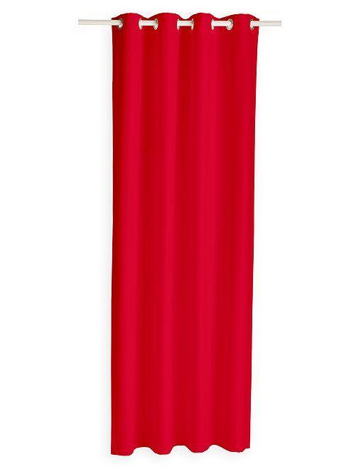 Rideau isolant thermique                                                                                         rouge